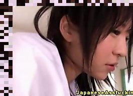 japanese schoolgirls threesome
